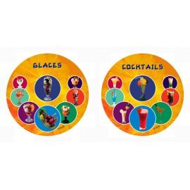 25 SOUS BOCKS COCKTAILS - GLACES